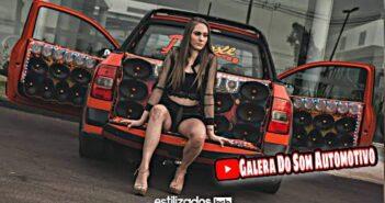 CD GALERA DO SOM AUTOMOTIVO | VOL-01 BY VALDO CASTILHO