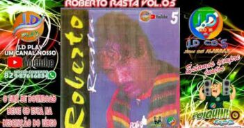 CD ROBERTO RASTA VOL.05 (Antigo) CD COMPLETO
