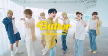 [CHOREOGRAPHY] BTS (?????) 'Butter' Special Performance Video