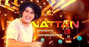 DIFERENTE DAS DIFERENTES - Nattan