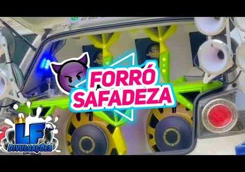 FORRÓ SAFADEZA MÉDIOS ALTERADOS ALTA PRA PAREDÃO - AGOSTO 2021