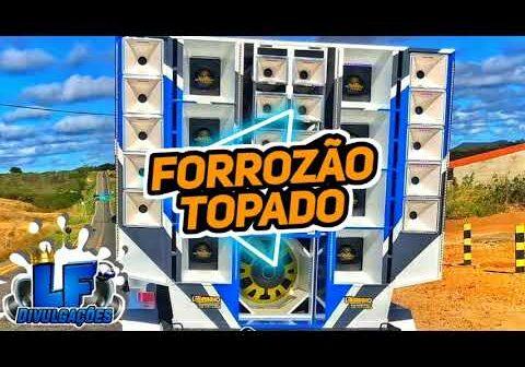 FORROZÃO TOPADO QUALIDADE BLACK CDS PRA PAREDÃO - AGOSTO 2021