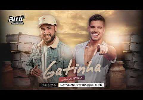 GATINHA - RICARDUS Feat. RAI SAIA RODADA (MÚSICA NOVA)