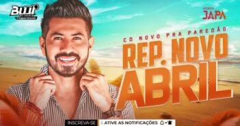 GEORGE JAPA ABRIL 2021 - MÚSICAS NOVAS (REPERTÓRIO NOVO) CD ATULIZADO
