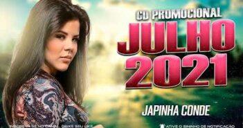 JAPINHA CONDE -CD PROMOCIONAL JULHO 2021