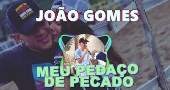 JOÃO GOMES - MEU PEDAÇO DE PECADO (PISEIRO DE VAQUEJADA) | Prod. VitinhoTeclas