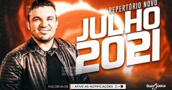 JUNIOR VIANNA JULHO 2021 - 10 MÚSICAS NOVAS (REPERTÓRIO NOVO) CD NOVO [PISEIRO]