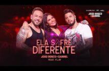 João Bosco e Gabriel - Ela Sofre Diferente part. Flay   DVD Cola Aqui