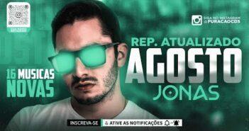 Jonas Esticado Agosto 2021 - 11 Músicas Novas (Repertório Atualizado) CD Novo 2021