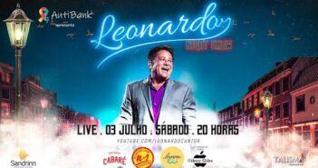 Live Leonardo | AutiBank Apresenta: #LeonardoNightShow