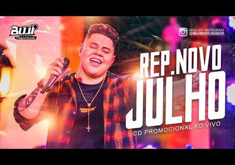 MC ROGERINHO - REPERTÓRIO NOVO JULHO 2021 (MÚSICAS NOVAS) CD NOVO E ATUALIZADO AO VIVO