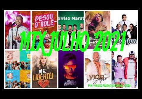 MIX PLAYLIST JULHO 2021