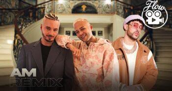 Nio Garcia x J Balvin x Bad Bunny - AM Remix (Video Oficial)
