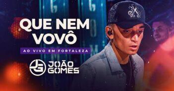 QUE NEM VOVÔ - João Gomes (DVD Ao Vivo em Fortaleza)