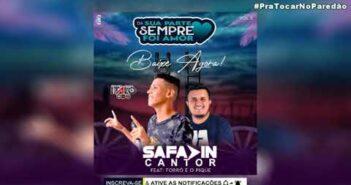 SAFADIN CANTOR CD VOL. 05 AGOSTO 2K21 PRA PAREDÃO