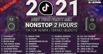 TikTok Remix Viral 2021 | NEW YEAR 2021 Nonstop Party Mix | DJ ROWEL | 2 Hours