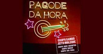 To De Saco Cheio - Grupo Doce Encontro (Pagode Da Hora) Vol.1
