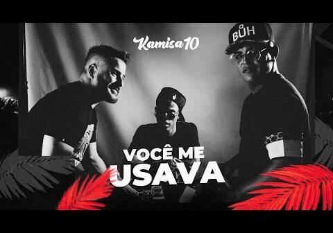 Kamisa 10 - Você Me Usava   Ao Vivo em Goiânia