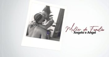 Mulher de familia   - Angelo & Angel (Lyric video)