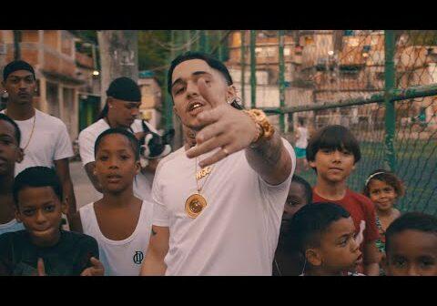 NGC Daddy - Ruas de Sangue (Official Music Video)