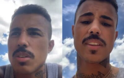 """MC Livinho nega golpe de marketing: """"Realmente foi um momento angustiante"""""""